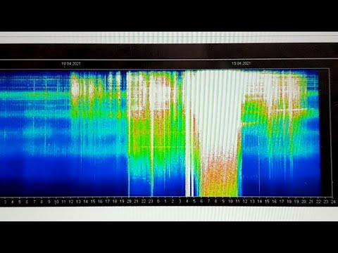 M Class Solar Flare Erupts  Sun , Schumann Resonance Rocked
