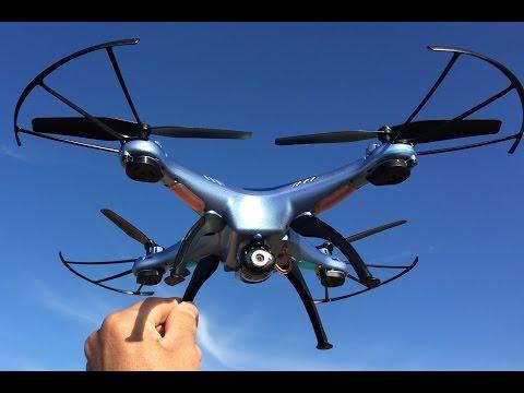 Syma X5HC-1 Altitude Hold 2mp RTF Quadcopter---banggood - UC9l2p3EeqAQxO0e-NaZPCpA