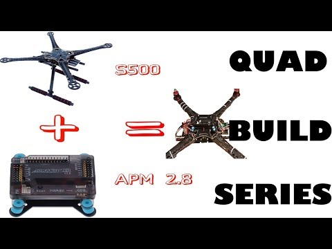 """Quadcopter Elektrik Elektronik (Alıcı - ESC - Motor - Telemetri) Bağlantıları """"Quadcopter Yapımı -3"""" - UCtWHjWrxsxGlcZo9ICVwIUg"""