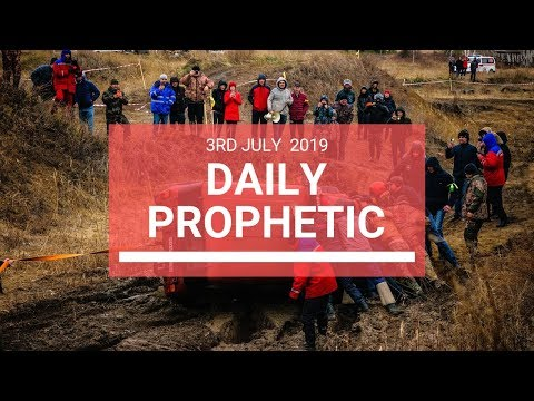 Daily Prophetic 3 July 2019 Word 6