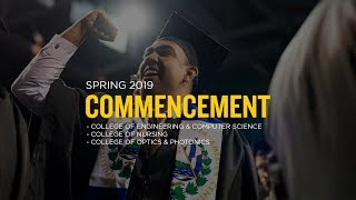 UCF Commencement: May 2, 2019 | Afternoon Ceremony