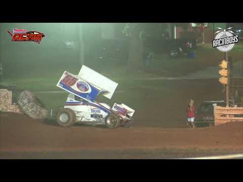 OCRS Highlights Red Dirt Raceway 6 25 21 - dirt track racing video image