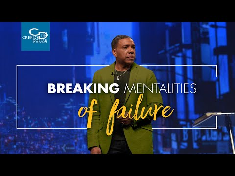 Breaking Mentalities Of Failure - Wednesday Service