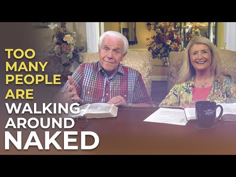 Boardroom Chat:  Too Many People Are Walking Around Naked!  Jesse & Cathy Duplantis