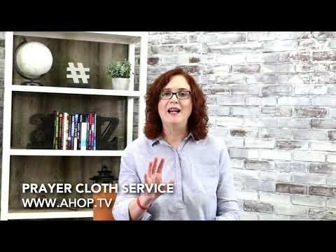 Acts 19:2 Miracle & Healing Prayer Cloth Encounter