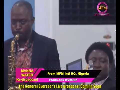 HAUSA MFM SPECIAL MANNA WATER SERVICE WEDNESDAY MAY 13th 2020