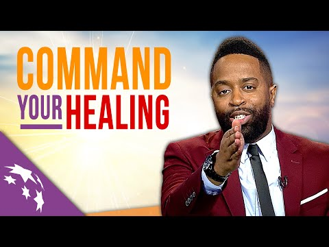 Hakeem Collins Teaches How To Command Your Healing!