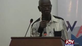 ELECTION 2020: Dr. Afari Gyan cautions EC not to rush in introducing new technologies.