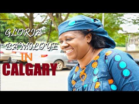 Gloria Bamiloye @ TOC2019, Calgary - Ladies, Take Over!