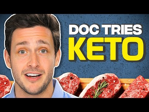 Doctor Mike Tries KETO for 30 DAYS - UC0QHWhjbe5fGJEPz3sVb6nw