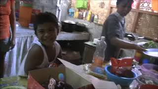 FUN AND CRAZY BIRTHDAY CELEBRATION WITH FILIPINO FAMILY EXPAT PHILIPPINES