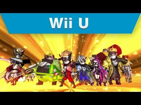 Wii U - The Wonderful 101 Launch Trailer - UCGIY_O-8vW4rfX98KlMkvRg