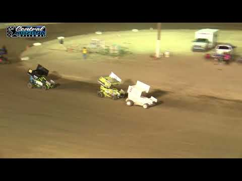 Central Az Speedway Power600 UnRestricted Main  September 25 2020 - dirt track racing video image
