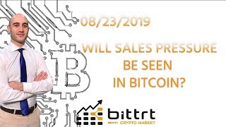 Will sales pressure be seen in Bitcoin? - 4-hour and hourly BITCOIN technical analysis