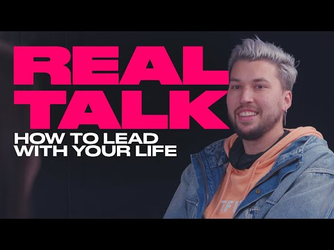 Lead With Your Life  Youth Pastor Tim Somers  Real Talk  Elevation Youth