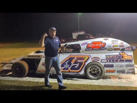 GUESS WHAT!?!? It Rained on our Parade at Deep South Speedway😮😑😖 - dirt track racing video image