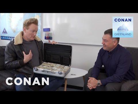 Conan Negotiates With Greenland's Parliament - CONAN on TBS - UCi7GJNg51C3jgmYTUwqoUXA
