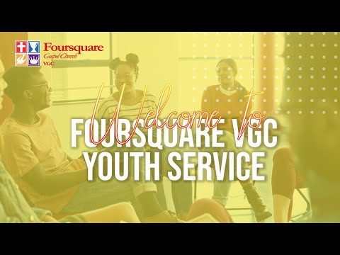 Youth Worship service April 11, 2021