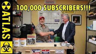 100,000 Subscribers Thanks to my Subscribers, Investors and Dealers!