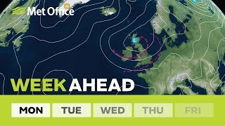 Week Ahead – More heavy showers and a little bit of sunshine