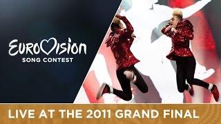 Lipstick (Ireland) Live 2011 Eurovision Song Contest