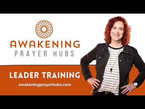 Onboarding New Intercessors to My Prayer Hub  Awakening Prayer Hubs