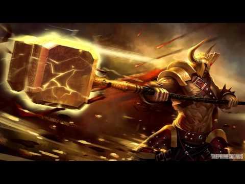 Malcolm Robinson - Hammer of the Gods [Heroic, Choir, Orchestral] - UC4L4Vac0HBJ8-f3LBFllMsg
