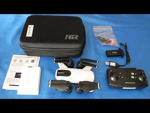 SHRC H1G Long Flying GPS FPV Camera Drone Flight Test Review - UC90A4JdsSoFm1Okfu0DHTuQ