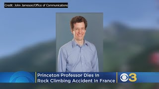 Princeton Professor Dies In Rock-Climbing Accident On French Mountain