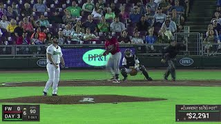 Dwanya Williams-Sutton homers but TinCaps fall at Dayton on 8/22/19