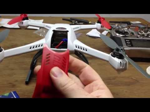 Blade 350 QX review with day and night flights. - UCooOp7wEmuTy1QcQbWX2r_A