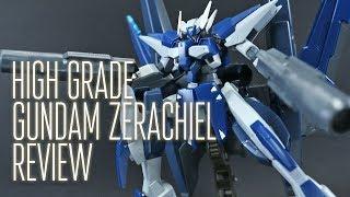 1922 - HG Gundam Zerachiel (OOB Review)