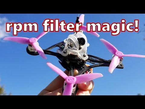 Eachine TWIG HD + RPM Filter + GF3016 Prop = 👍 - UCnJyFn_66GMfAbz1AW9MqbQ