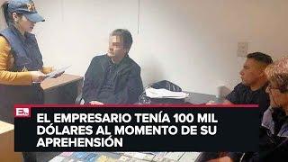 Interpol detiene en Argentina a Carlos Ahumada