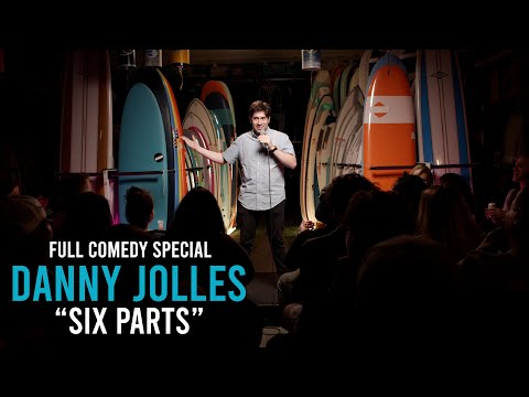 Danny Jolles - 6 Parts (Full Special)