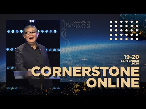 13 September 2020  Mega  Cornerstone Community Church  CSCC Online