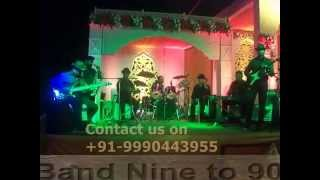 Instrumental Show(Live) by Band Nine to 90 - bandnineto90 , Sufi