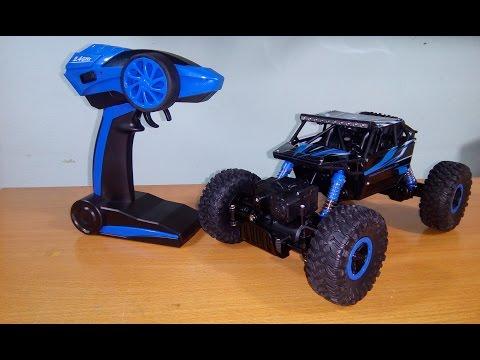[Unboxing] & TEST HB - P1803B 1/18 4WD Rock Crawler RC Car by Banggood - UCFwdmgEXDNlEX8AzDYWXQEg