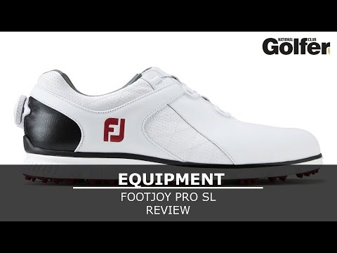 FootJoy Pro SL golf shoe review - UCeX5V5cu8pt9nuYJhPyqUHw