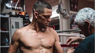 Video: Nate Diaz is looking shredded ahead of UFC 241 fight with Anthony Pettis | BJPenn.com
