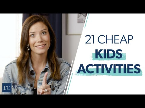21 Fun, Cheap Things to Do with Kids