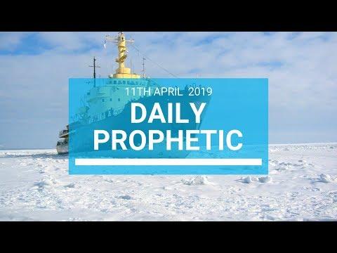Daily Prophetic 11 April 2019