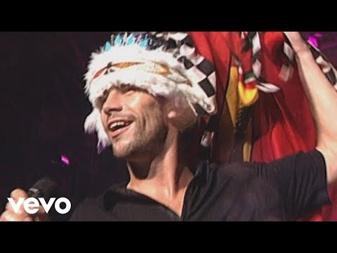 Jamiroquai - Bad Girls / Singin' in the Rain (Live) - UCDgUVl7BW7bk6FEuiw_q2rA
