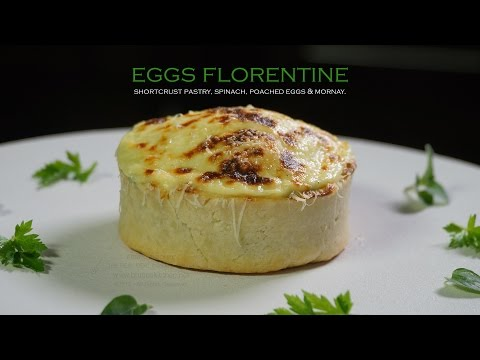 Eggs Florentine – Bruno Albouze – THE REAL DEAL - UCRPWH2YmwgbVGz6zJZG1afA