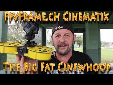 Flying the 4 Inch Cinematix Cinewhoop Thru the Florida Trees!!! (01.22.2020) - UC18kdQSMwpr81ZYR-QRNiDg