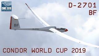 Condor V2 - Condor World Cup 2019 - Raceday 10 (VR)