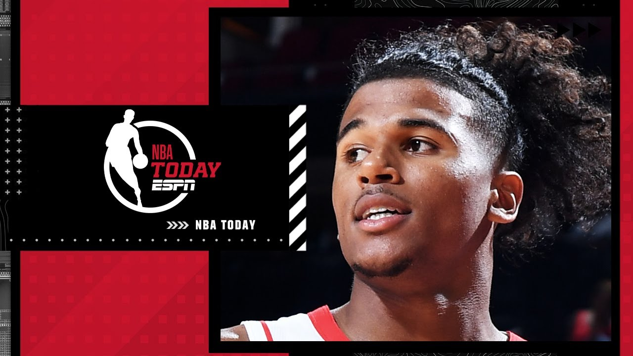 Who has been the most impressive NBA rookie so far? | NBA Today
