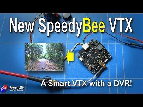 New SpeedyBee VTX-DVR and TX 500 VTX Review - UCp1vASX-fg959vRc1xowqpw