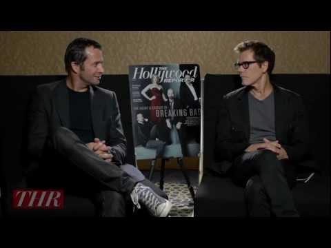 Kevin Bacon and James Purefoy on 'The Following' - UCZ8Sxmkweh65HetaZfR8YuA