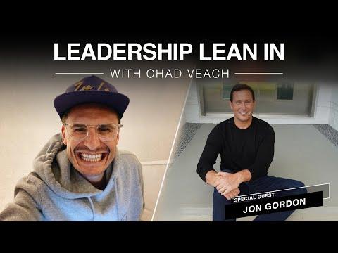 Leadership Lean In With Jon Gordon